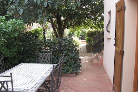 rez de chaussée de villa sur jardin - Feyzin
