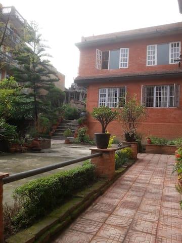 Garden View Room in Bhaktapur, Dattatraya Square