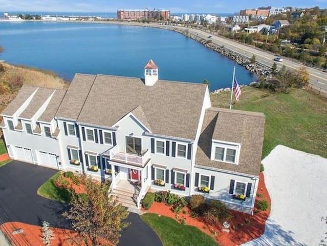 Private Residence Overlooking Nantasket Bay