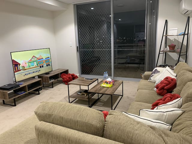 Full apartment with ensuite room and kid room