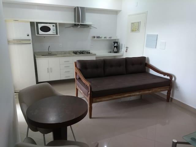 Cozinha Conjugada Loft 66