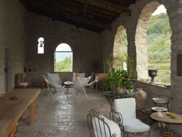 Brahms Apartment - Badia San Sebastiano - Alatri - Lägenhet