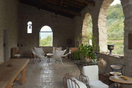 Appartamento Brahms - Badia San Sebastiano - Alatri - Apartamento