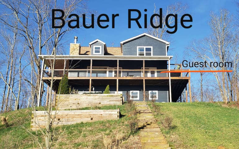 Bauer Ridge: A North Carolina Mountain Retreat!