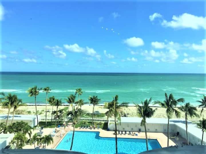 Ocean View 90 Kitchen Wi-Fi Huge Pool
