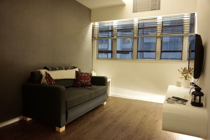 Lovely Flat in Great Location - Hong Kong - Leilighet