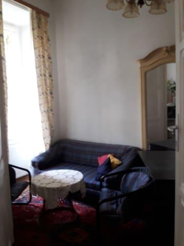 Exzellentes  Zimmer oder Appartment