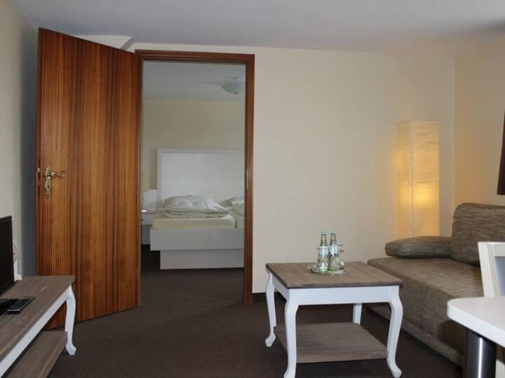 Dreibettzimmer-Standard-Ensuite Dusche
