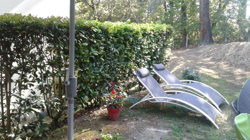 Villa 3 chambres + jardinet et piscine à Anglet - Anglet - Huis