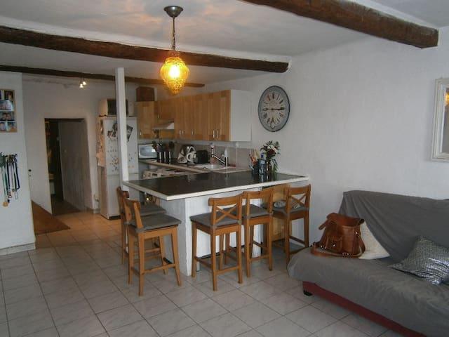 Charmante maison de village - Puget-Ville - House