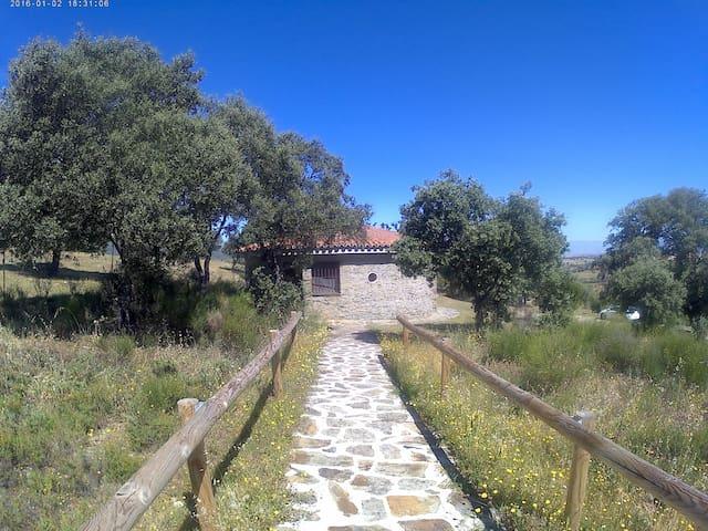 Los chozos rurales de Carrascalejo