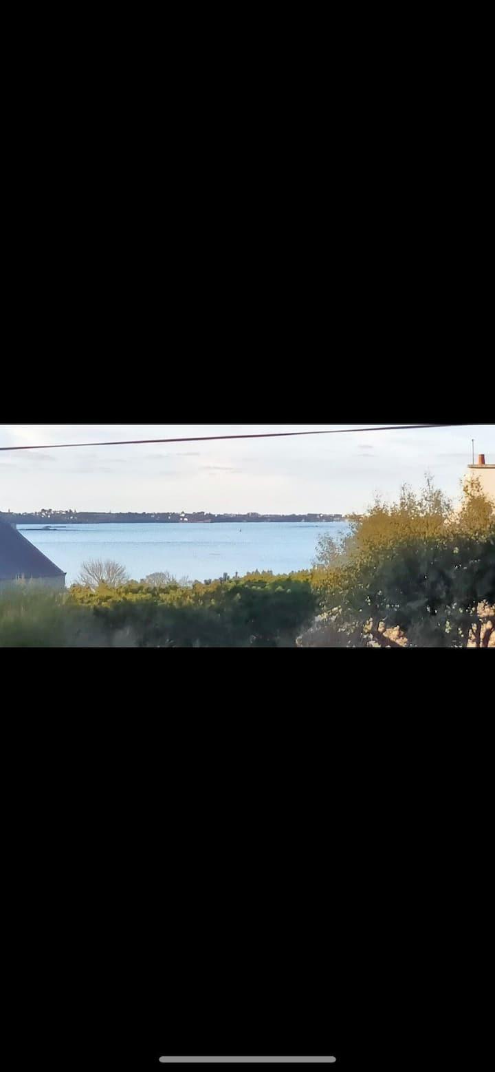 Maison proche de la mer en Bretagne
