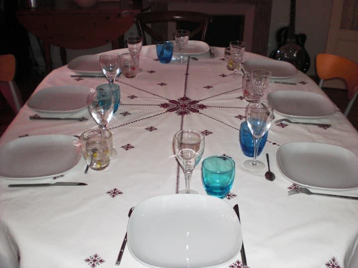 chambres privées dans Dar Tazoulte