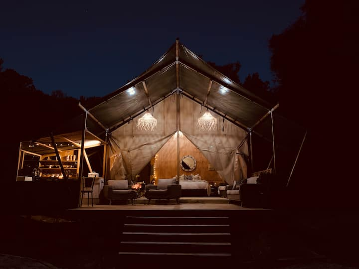Twisted Twig Safari Tent Retreat
