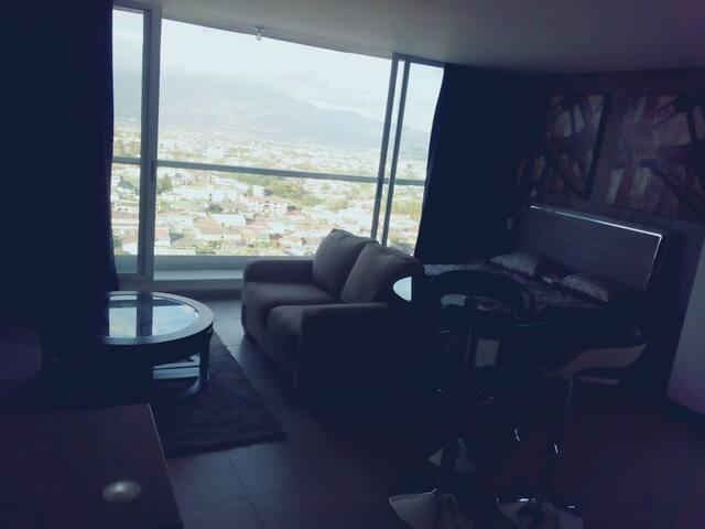 Apartamento nuevo equipado