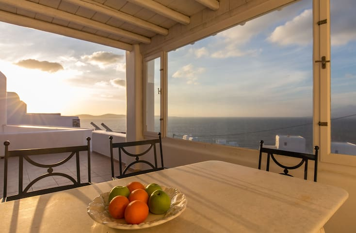 Golden Sunset Villa II - Míkonos - Villa