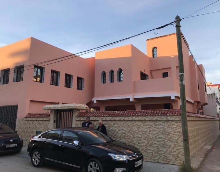 Lina's house