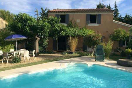 Villa en Provence. Villa in the heart of Provence - Lagnes - Villa