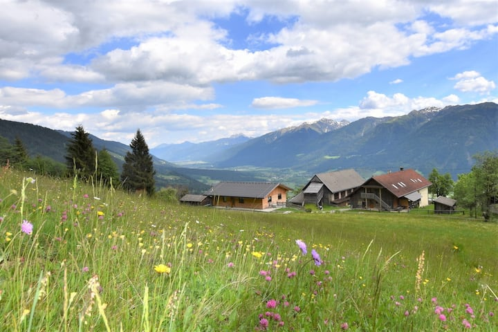 Urlaub am Bio Bergbauernhof-Panoramahof