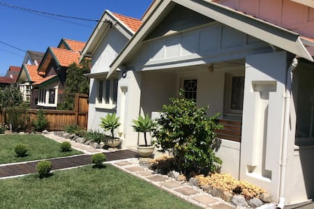15 minutes to airport, city , beach and more-1 - Kingsford - Casa