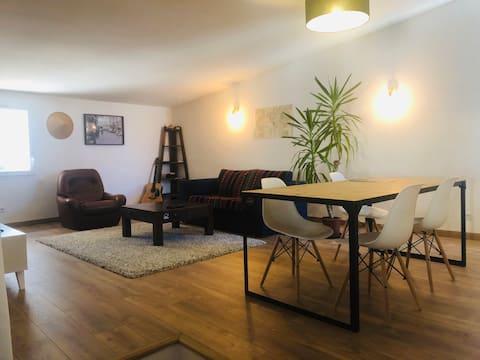 Appartement spacieux dans le centre de Forcalquier