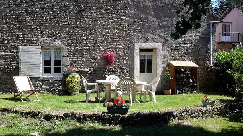 Gîte la Calèche - Charmante maison en pierre
