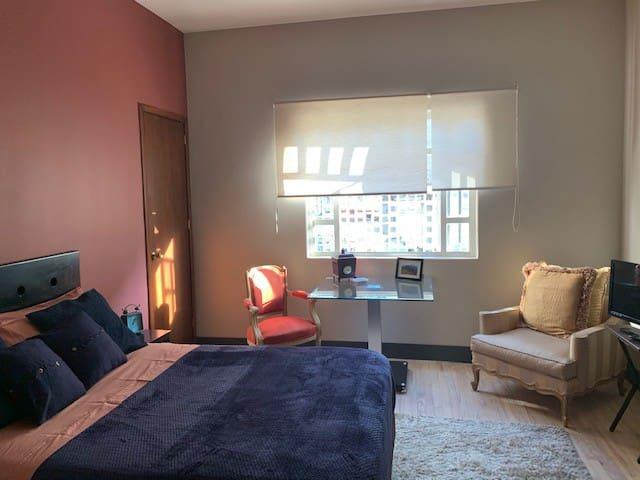 Pretty, private room in Condesa