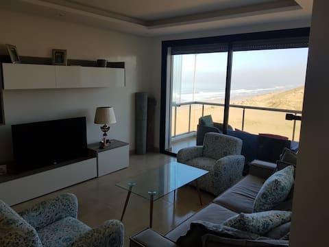 Appartement vue sur mer de 85 mètres carrés