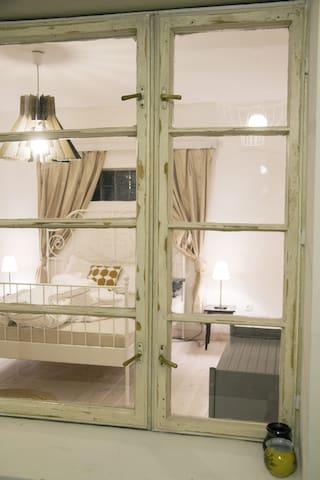 Ablak a hegyre - Double-bed apartment