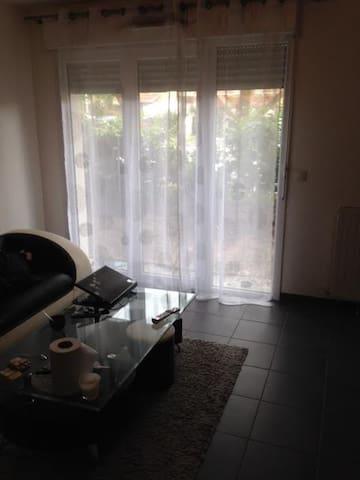 T2 en périphérie de bordeaux - Cadaujac - Apartment