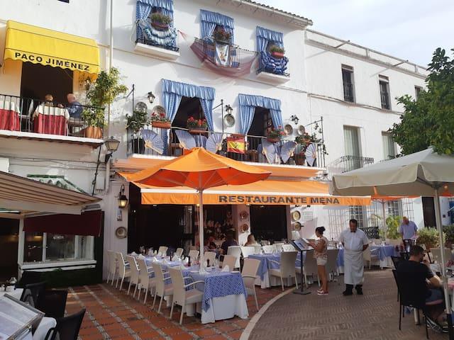 Casita Bonita Marbella Centro