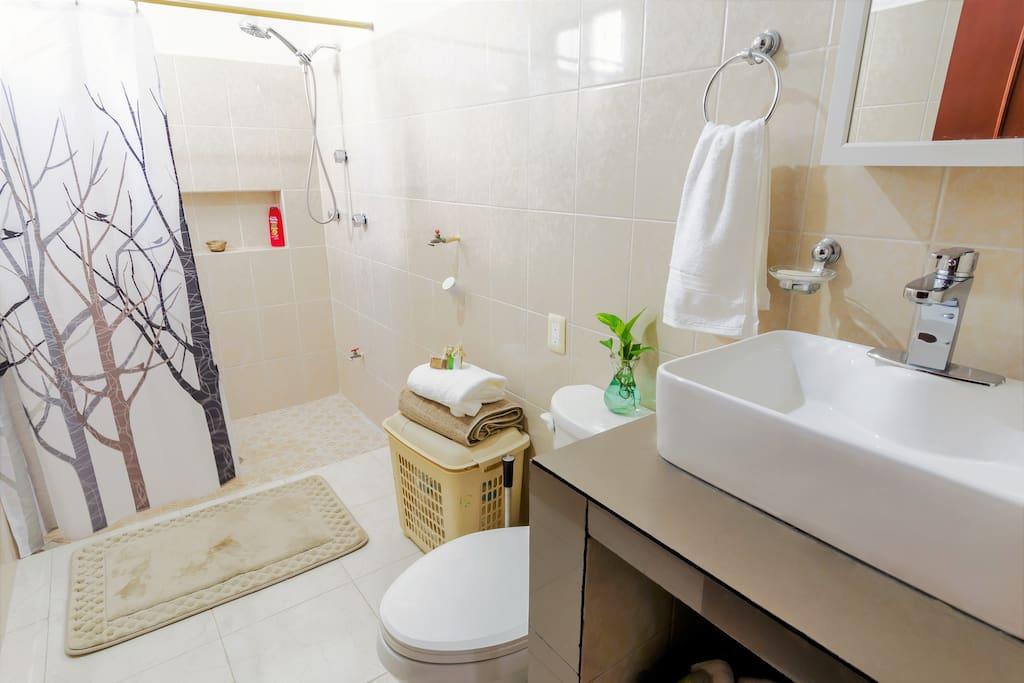 Baño/Bath/Toilet