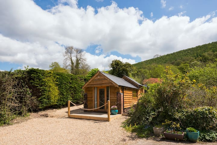 The Garden Studio at Hazel Cottage - Ludlow - Bed & Breakfast