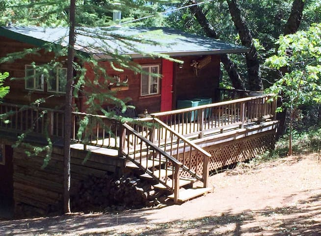 Near Twain Harte and Pinecrest lake - 索諾拉(Sonora) - 小木屋