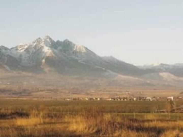 Super pobyt vo  Vysokých Tatrách