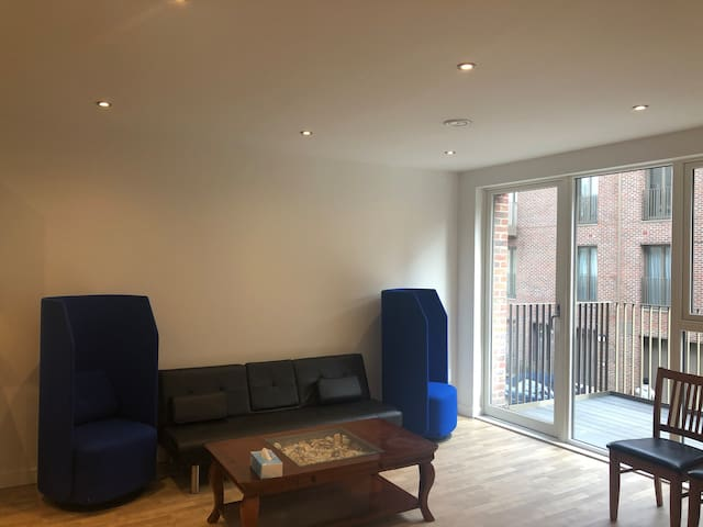 Brand New Modern One Bedroom Cosy First Floor Flat