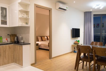 Halong Dragon Homestay 1713 Apt Luxury Seaview/2BR