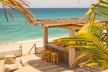 Liebre Matrera Beach Club Eat & Drink Sat & Sun Bar 12 - 8 pm