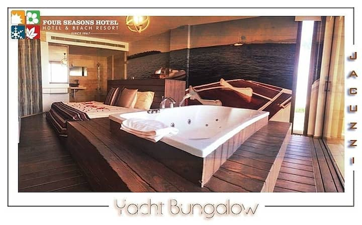 Yacht Bungalow at four seasons Halat