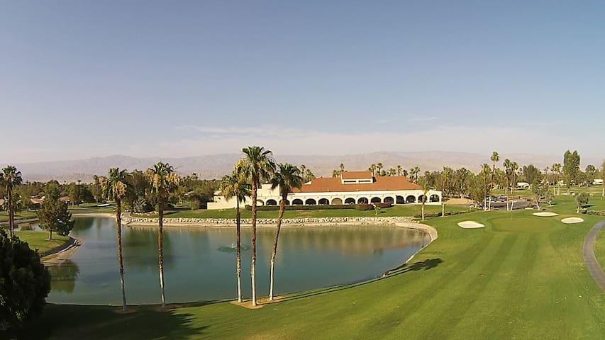 Paradise in Palm Desert