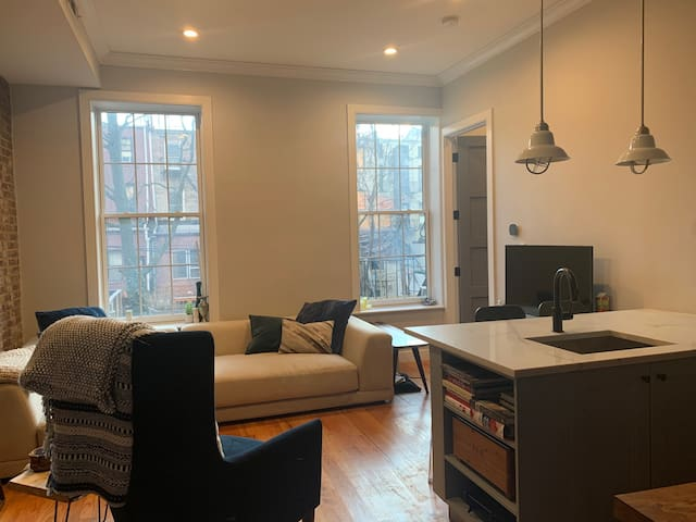 Charming 1 bedroom in Cobble Hill <3