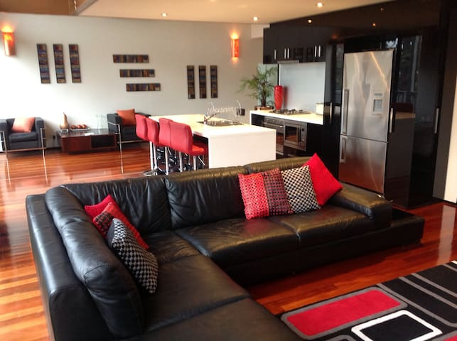 Central City Modern Apartment - Launceston - Apartament