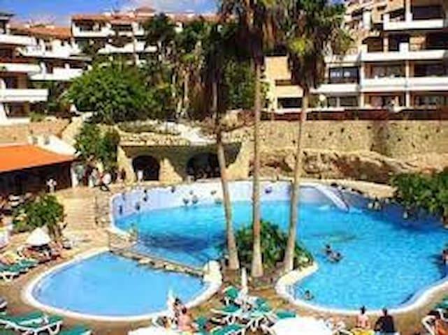 4 fős apartman Tenerifén - Santa Cruz de Tenerife - Lägenhet