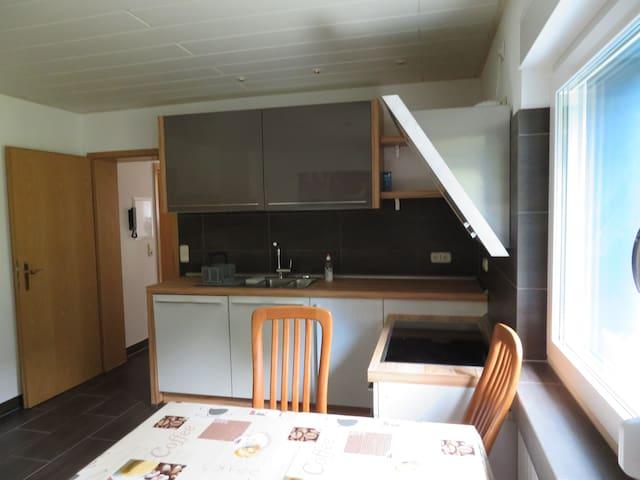 Schlossblick, 75qm Wohnung in Zentrumsnähe
