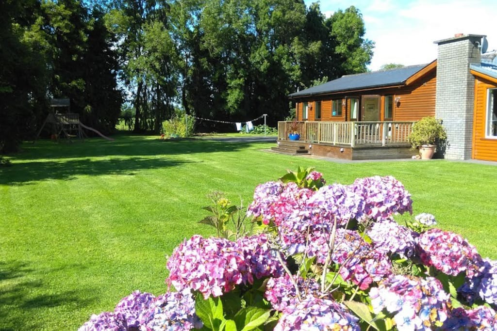 Large Private Garden Area