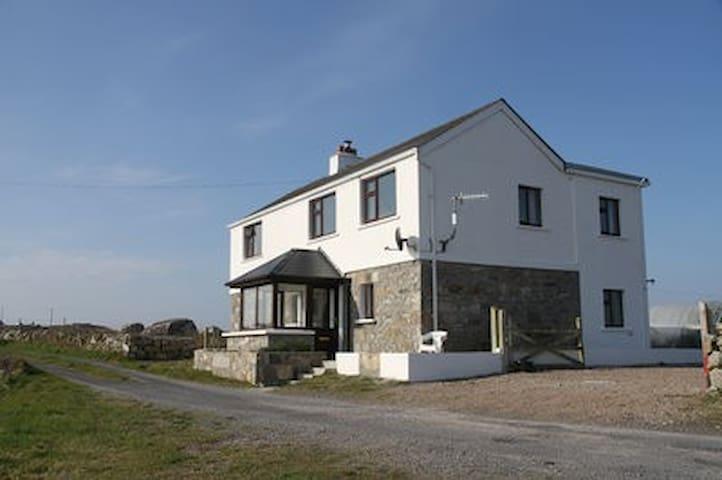 An Portach - Carna - Huis