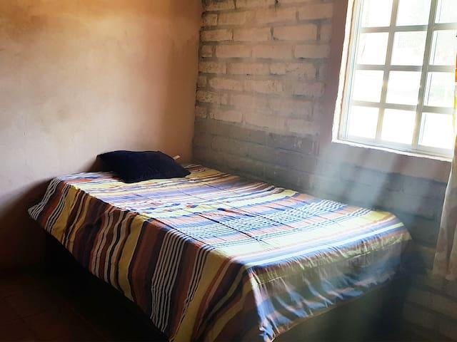 Cama individual (Habitación 2)
