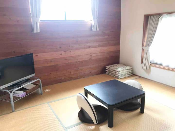 Quiet B&B in Pottery town Mashiko - Tatami room
