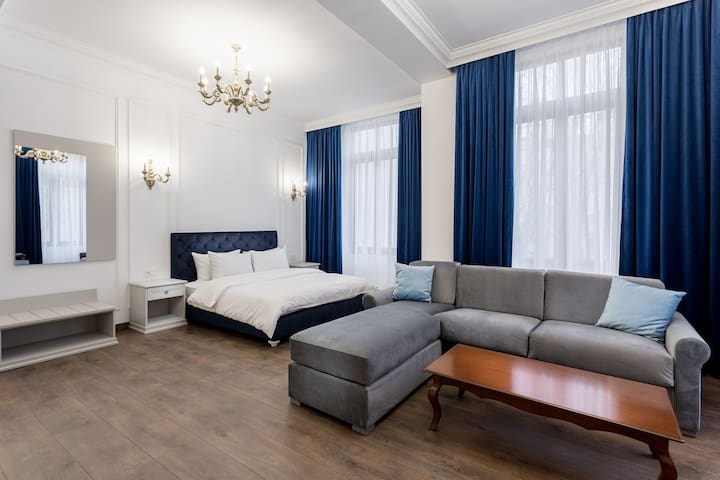 Lahovary Palace Junior Suite King Size nr 9