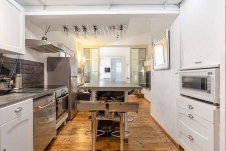 Apartment 50 m2, Terrace 20 m2 spa